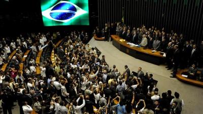Diputados brasileños rechazan propuestas para reforma política