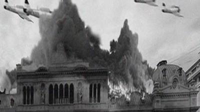 Se cumplen 60 años del bombardeo a Plaza de Mayo