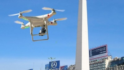 Los drones ya tienen su propia norma en la Argentina