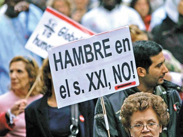 Grave. El ritmo de reducción de la pobreza en Latinoamérica se ha reducido notablemente