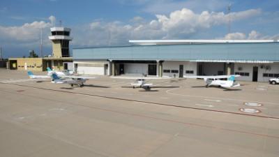 Avanza en San Luis la construcción de la planta de abastecimiento de aerocombustible
