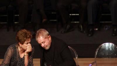 El gobierno de Brasil descartó los rumores de renuncia de Rousseff y Lula podría ir a un ministerio