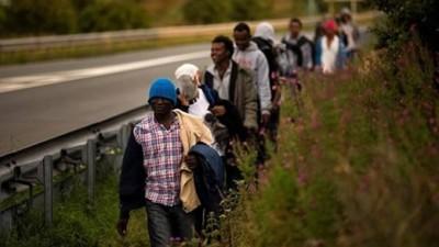 Acuerdo entre Gran Bretaña y Francia para controlar la inmigración ilegal