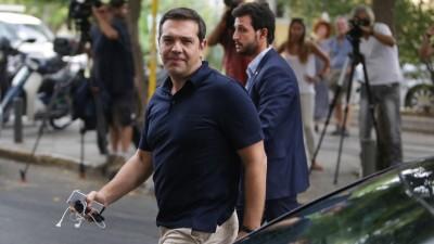 Los conservadores griegos no logran formar gobierno y es el turno de la oposición de izquierda
