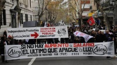 Gobierno uruguayo declara a la educación como servicio esencial