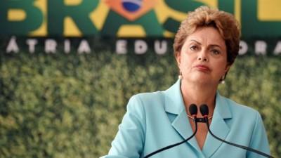 Rousseff, la presidenta más impopular en 30 años