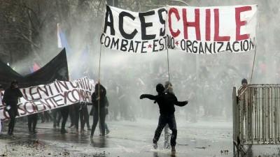 Unos 80.000 chilenos se movilizaron en Santiago por educación gratuita