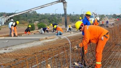 San Luis lidera el ranking de provincias que más aumentó el consumo de cemento