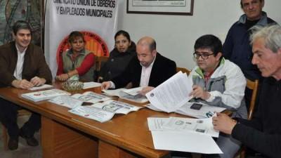Suoem La Banda y la comuna preparan las Primeras Olimpíadas de Trabajadores Municipales