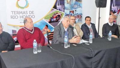 Presentaron en Las Termas el proyecto de la nueva Escuela Municipal de Bellas Artes y Oficios