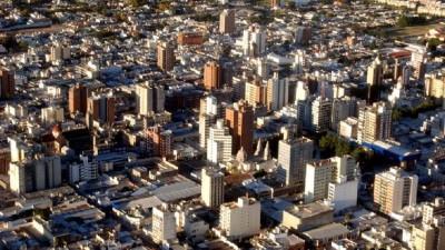 Por las presidenciales, se paró la construcción en Río Cuarto