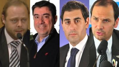 Hissa en San Luis y Merlo en Villa Mercedes serán los candidatos a intendentes de Compromiso Federal