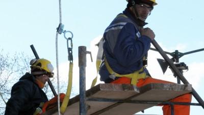 Bajó un 40% el índice de mortalidad laboral en industrias bonaerenses