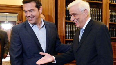 Tsipras renunció y llamó a elecciones