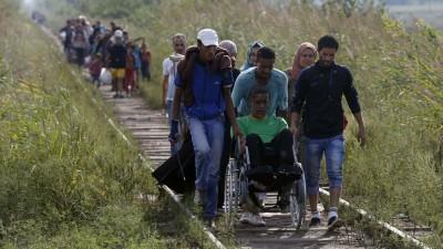 Récord de refugiados en la peor crisis migratoria en 70 años