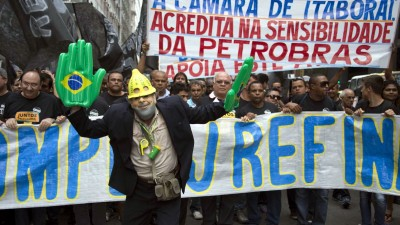 Brasil: 8,4 millones de desempleados