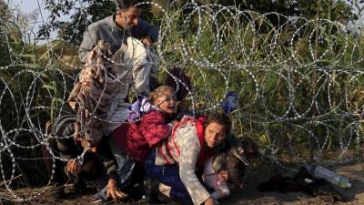 Europa se une ante la crisis migratoria