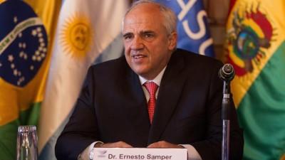 Unasur pide solución a conflicto fronterizo entre Venezuela y Colombia