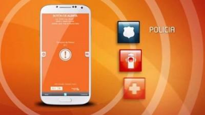 En Unquillo prueban sistema para urgencias con celulares