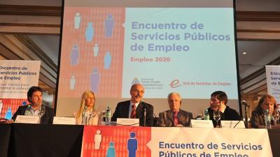 """Tomada sostuvo que el empleo tiene una """"estabilidad desconocida para la Argentina"""""""