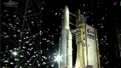 El Arsat-2 despega con el objetivo de comunicar a América