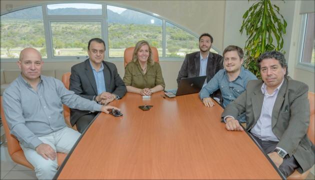 Autoridades de la Municipalidad de Villa Mercedes se reunieron con la rectora de la ULP, y el director del IFDSL, a fin de avanzar con la implementación de la firma digital.