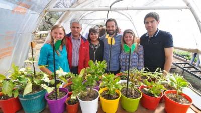 El Gobernador de San Luis inauguró 12 nuevas empresas en Junín