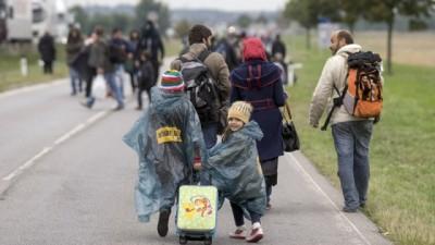 La Unión Europea acordó recibir a 120.000 refugiados