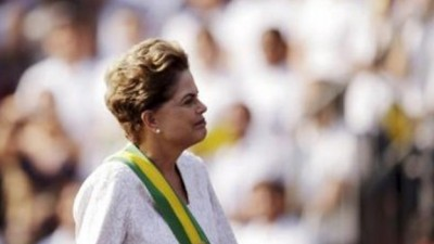 Dilma Rousseff calificó como una «versión moderna de golpe de Estado» lo que está pasando en Brasil