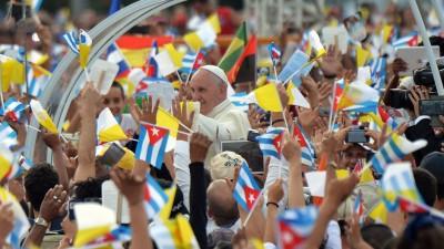 El Papa pidió evitar otro fracaso en proceso de paz de Colombia