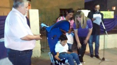 Inauguraron el Consejo Municipal para personas con discapacidaden Las Lomitas