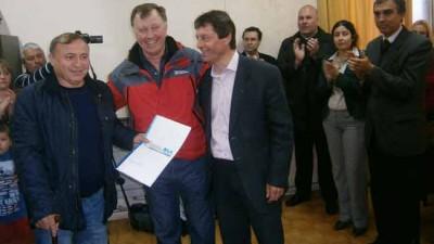 El Gobierno Provincial entregó 30 viviendas en Macachín