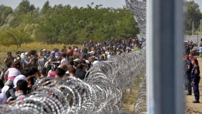 Croacia, nueva ruta de los refugiados