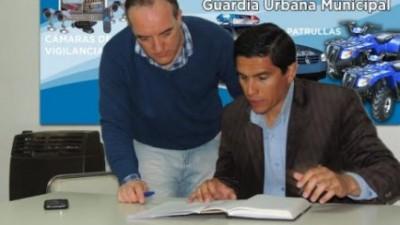 Buscan instrumentar en Beltrán la primera Policía Municipal de Río Negro