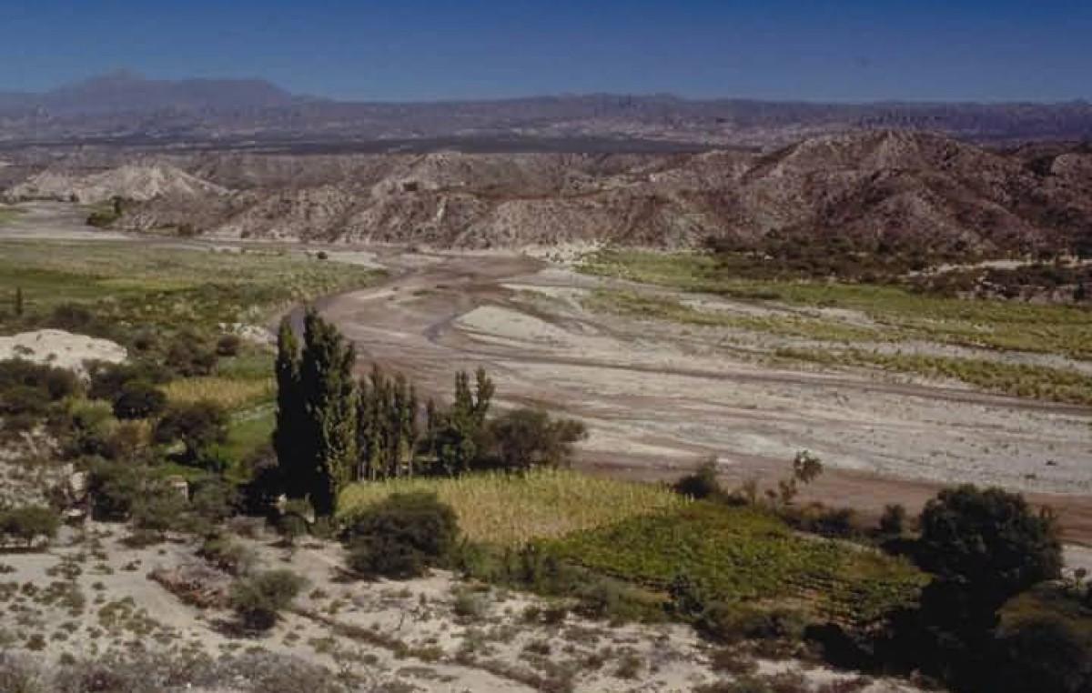 Convenio con municipios catamarqueños para el Desarrollo del Area Natural Protegida Sierras de Belén