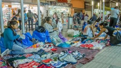 En la ciudad de Salta, continúa aumentando el comercio ilegal
