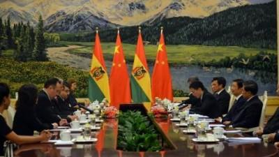 China otorgó un crédito por $us 7 mil millones a Bolivia para infraestructura