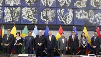 Unasur debate en Quito sobre seguridad ciudadana