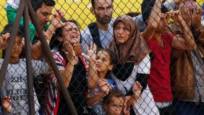 En Europa siguen sin hallar una salida a la crisis migratoria