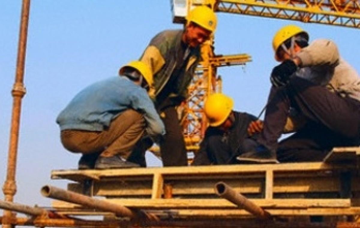 San Luis: Fuerte aumento de los puestos de trabajo en la construcción