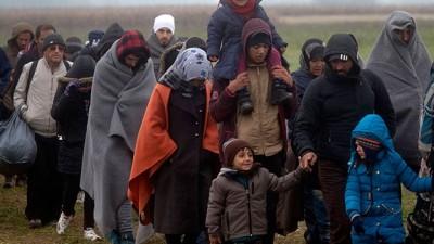 Croacia registró un récord de llegadas de inmigrantes en un día