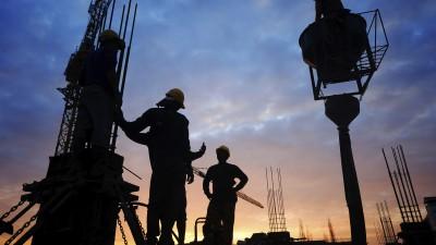 Creció 9 por ciento el empleo formal en la construcción durante agosto