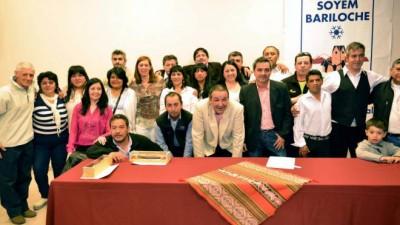 Asumieron nuevas autoridades del Soyem Bariloche