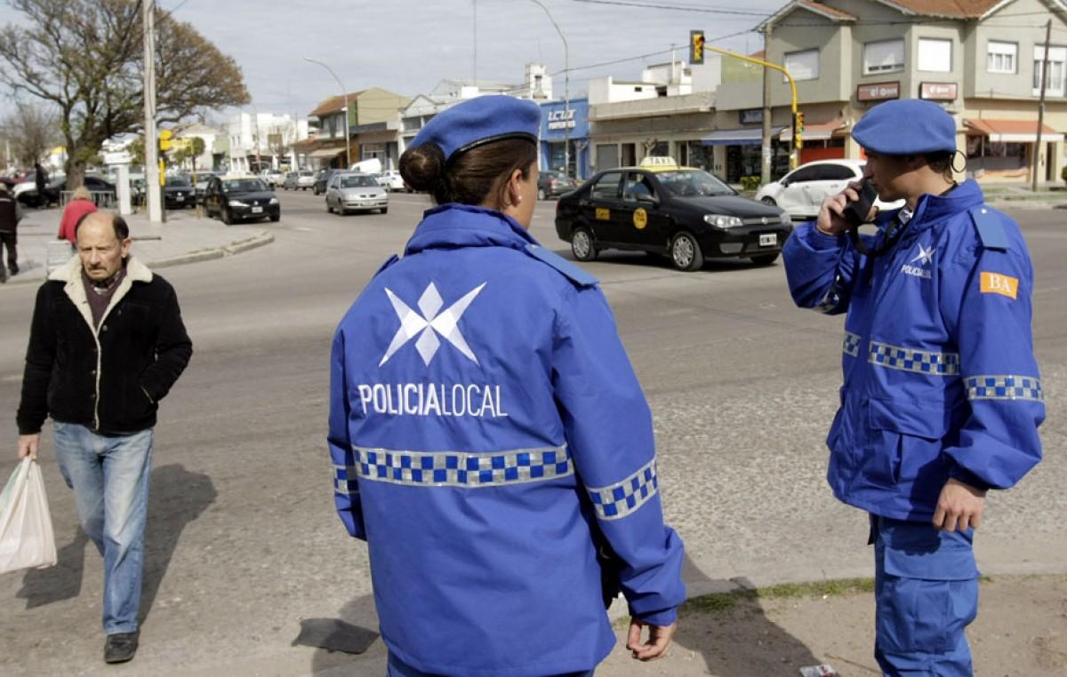 Mar del Plata: Junto a la llegada de la Policía Local hubo una mejora en los indicadores delictivos