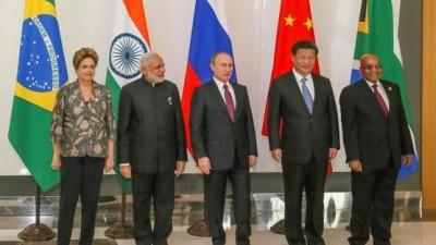 Rousseff llama a la unidad de los países BRICS para reducir los riesgos en la economía global