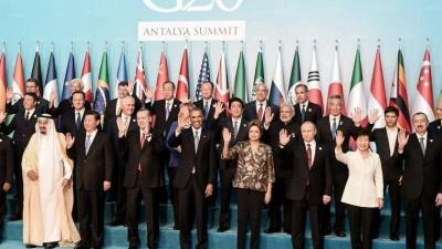 Los líderes del G20 acordaron combatir a terroristas extranjeros