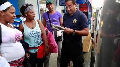 Tensión entre Costa Rica y Nicaragua por migrantes cubanos