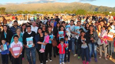 Viviendas para 60 familias en La Punta