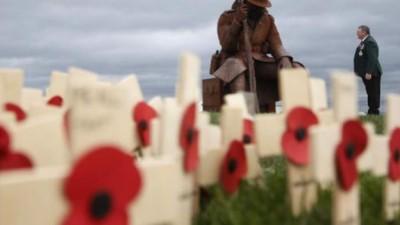 Campanazos por toda Europa para conmemorar el fin de la Primera Guerra Mundial