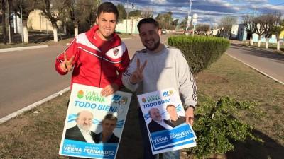 Es de La Pampa el intendente más joven del país